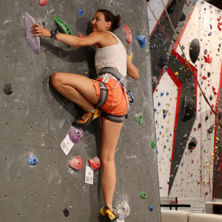 womanbouldering